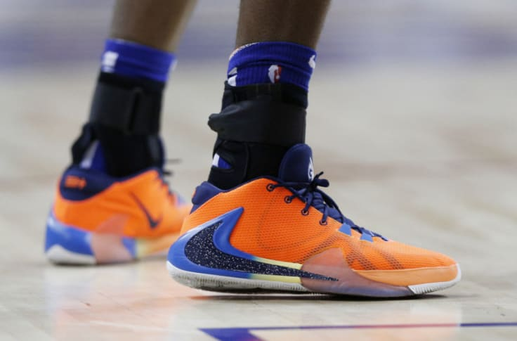Milwaukee Bucks: Nike Zoom Freak 1
