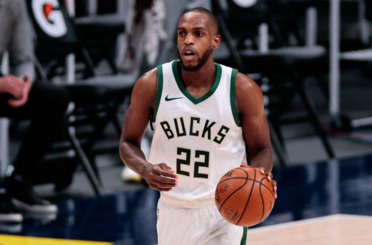 Milwaukee Bucks: All-Star snub nothing new for Khris Middleton