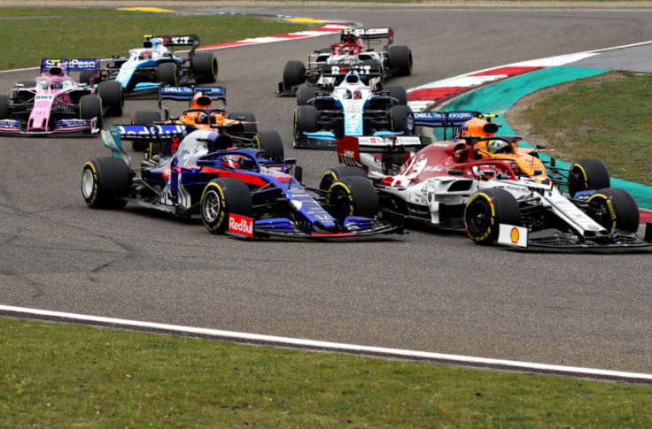 Formula 1 No Clear Best Of The Rest Driver Through Four Races In 2019