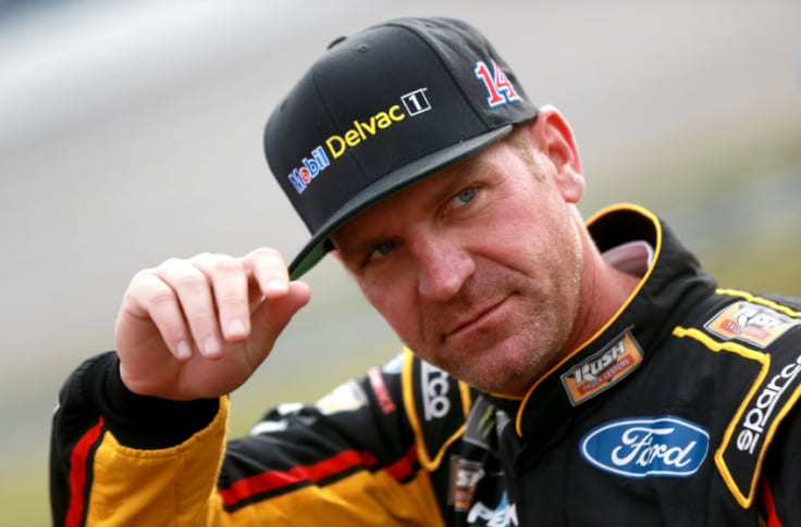 The 41-year old son of father (?) and mother(?) Clint Bowyer in 2021 photo. Clint Bowyer earned a  million dollar salary - leaving the net worth at  million in 2021