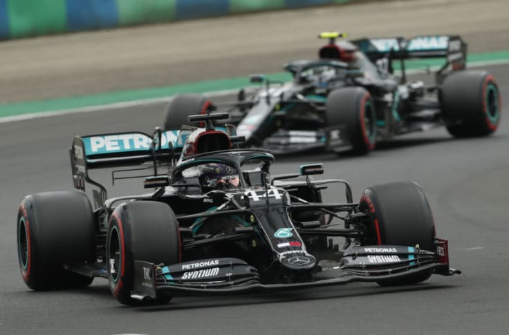 Formula 1 The 2020 World Championship Battle Is Over