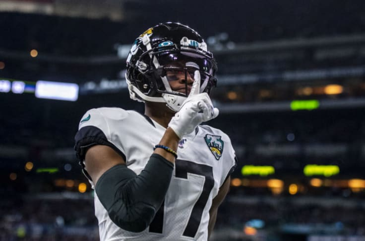 Jacksonville Jaguars: The next step for DJ Chark in the NFL