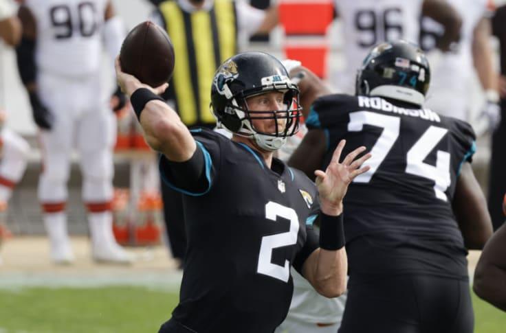 Jacksonville Jaguars: Mike Glennon proved to be capable vs Browns