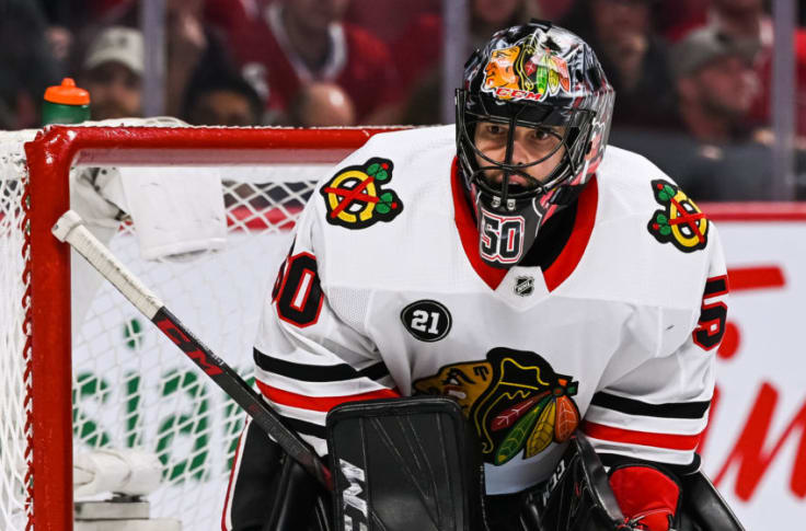 Corey Crawford S Future With The Blackhawks Remains Unclear