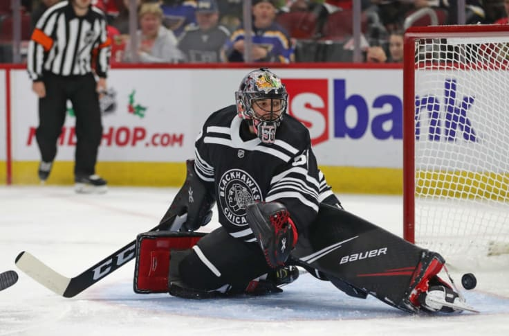 Blackhawks Corey Crawford Could Be Done After 2020 In Chicago