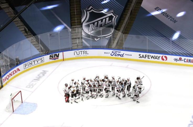 Chicago Blackhawks 3 Keys To Game 2 Against The Edmonton Oilers