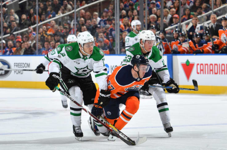 Dallas Stars At Edmonton Oilers Game Info Broadcast Lines Injuries