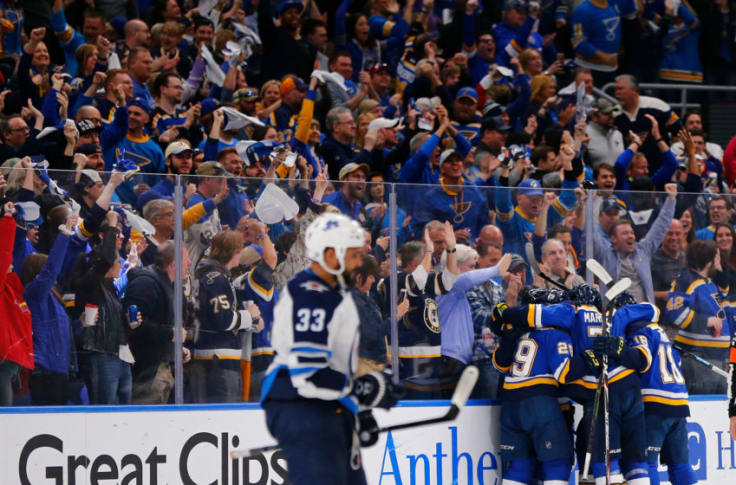 St Louis Blues Pros Cons Playoff Game 6 Vs Winnipeg Jets