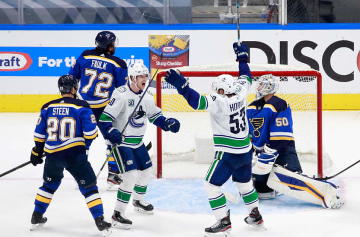 St. Louis Blues Pros/Cons From Game 2 Vs. Vancouver Canucks