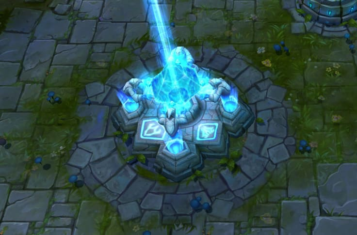 League of Legends: What are the main structures of the game?