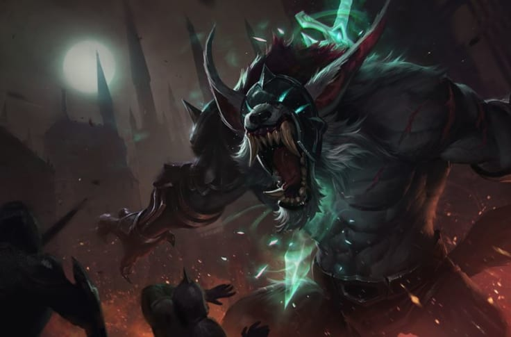 League Of Legends Links A Look At How Zaun Was Created In Warwick S Champion Teaser