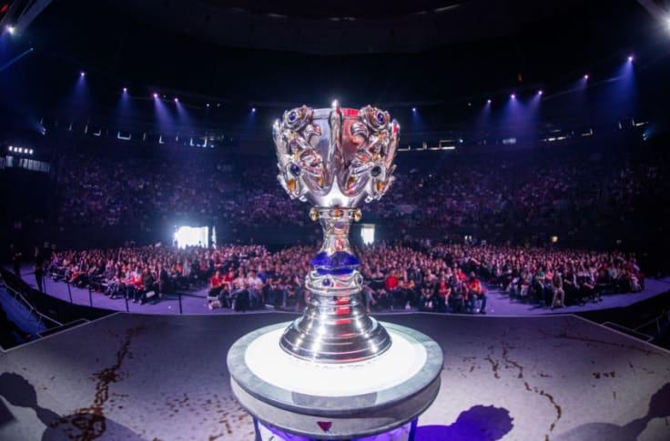 Worlds 2020 Play In Team Breakdown Psg Talon