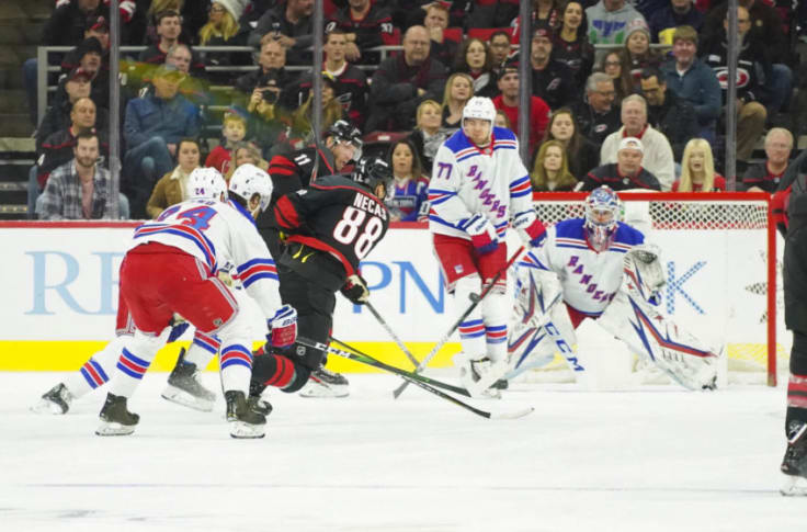 An Early Look At The New York Rangers Metropolitan Division Rivals