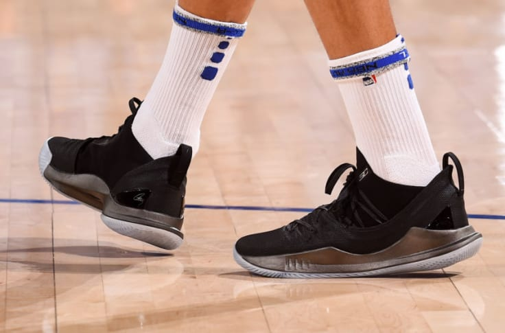 Steph Curry to Wear Low-Top Shoes