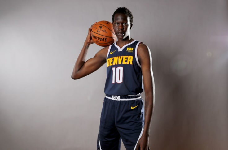 Golden State Warriors made a mistake passing on Bol Bol