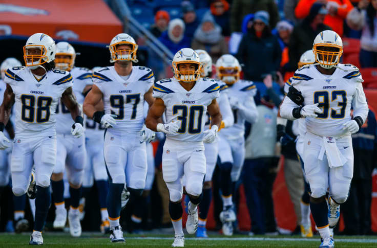 La Chargers Where The Bolts Fit In The Nfl Power Rankings