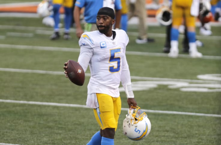 La Chargers Why Starting Tyrod Taylor In Week 5 Makes Sense