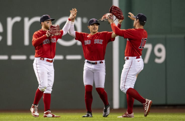 Red Sox Outfielders Are Racking Up Assists At An Amazing Pace