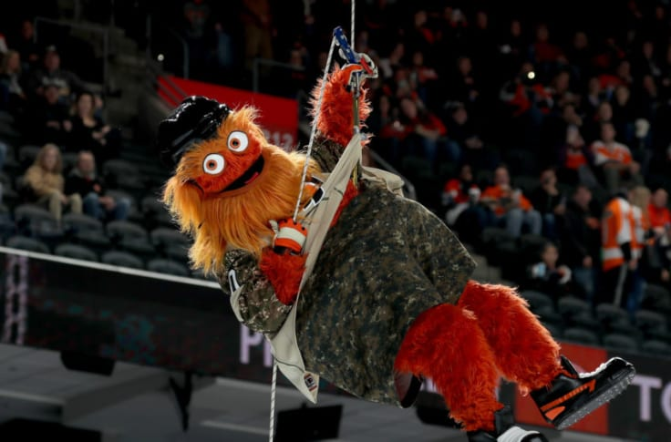 Flyers Gritty Is Trending On Twitter After 2020 Presidential Election