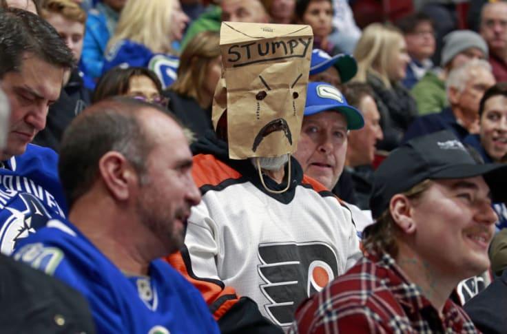 Philadelphia Flyers Slipping In Philadelphia Popularity
