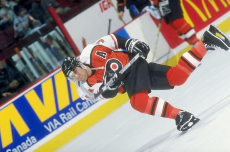 Philadelphia Flyers Unveil New Retro Reverse Jerseys