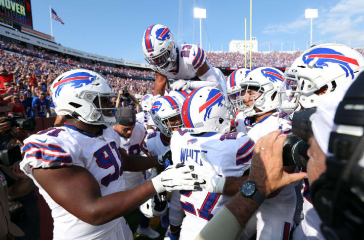 Buffalo Bills Usa Today Predicts Afc East Title In 2020