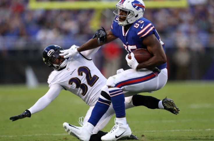 Buffalo Bills Week 1 Madden 19 Preview Vs The Baltimore Ravens