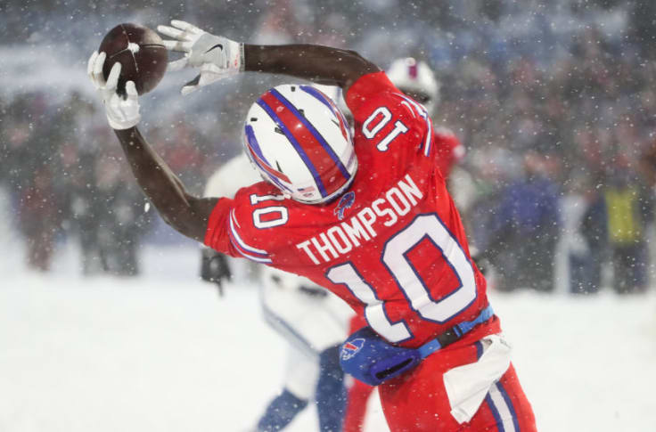 Buffalo Bills Defeat Indianapolis Colts In Epic Snow Game