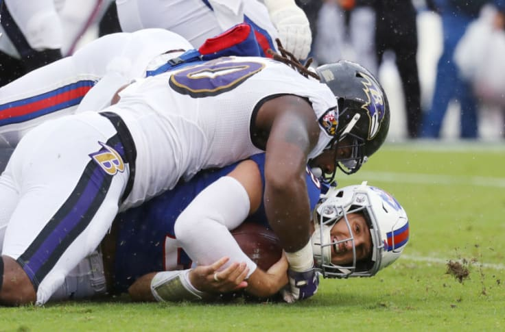 Buffalo Bills 5 Reasons Why The Ravens Pummeled The Bills In Week 1