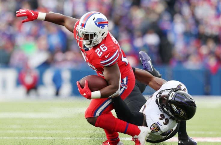 Buffalo Bills Trail Ravens 10 6 At Halftime As Offense Struggles