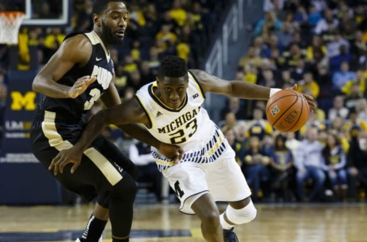 Michigan Basketball Will Caris Levert Return For The Wolverines