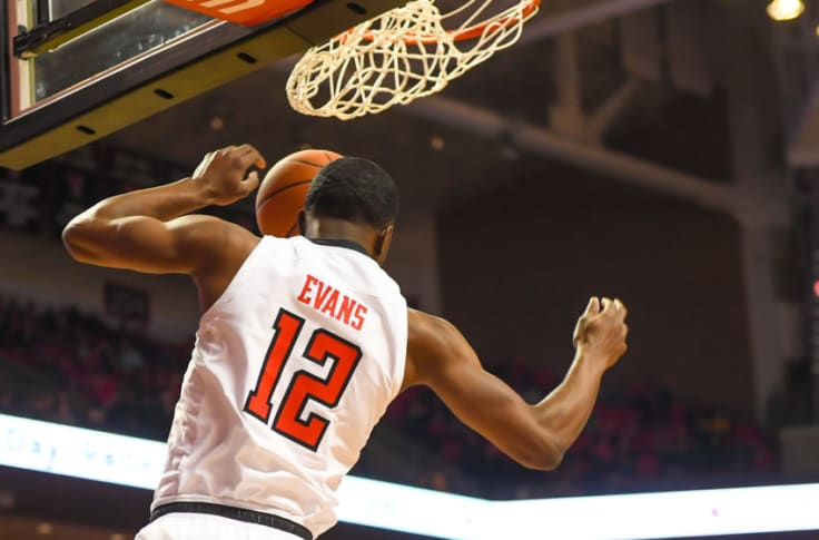 Texas Tech Basketball Keenan Evans Can Carve His Name Into Red Raiders History
