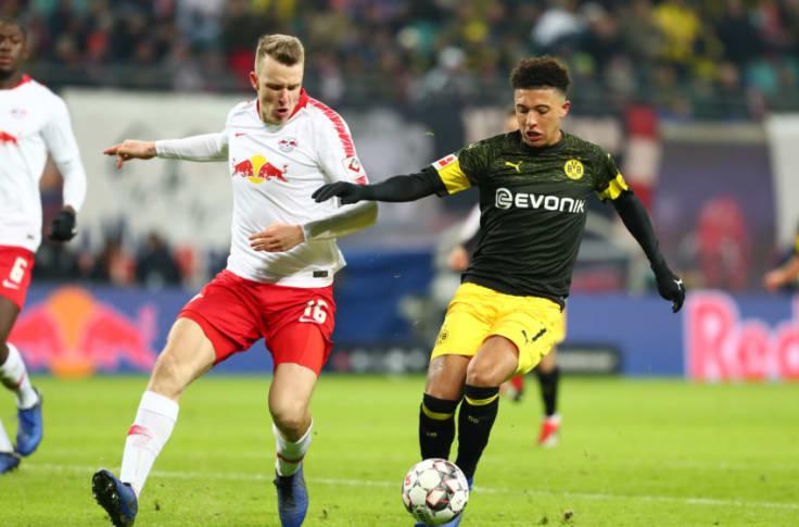 Borussia Dortmund Vs Rb Leipzig Expected Starting Xi