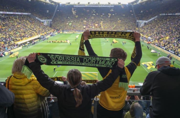 My Borussia Dortmund Match Day Experience At The Westfalenstadion