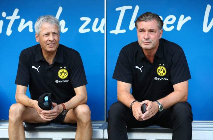 Michael Zorc Confirms Lucien Favre Will Stay On As Head Coach