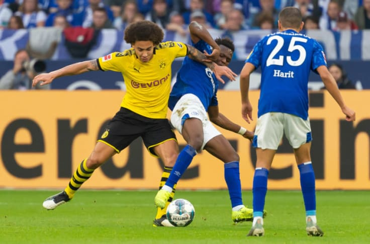 Watch Borussia Dortmund Vs Schalke Tv And Live Stream