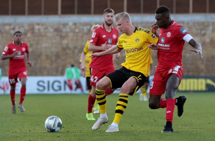 Borussia Dortmund Vs Mainz 05 Tv And Live Stream Info
