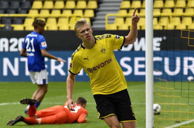 Borussia Dortmund Player Ratings From 4 0 Win Over Schalke