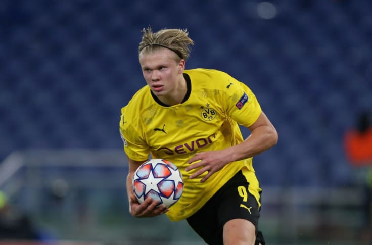 Erling Haaland Not Looking To Leave Borussia Dortmund Anytime Soon