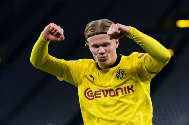 Erling Haaland S Incredible Year At Borussia Dortmund In Numbers