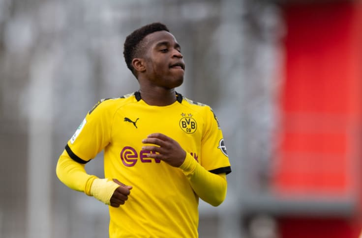 How Borussia Dortmund Are Planning With Youssoufa Moukoko
