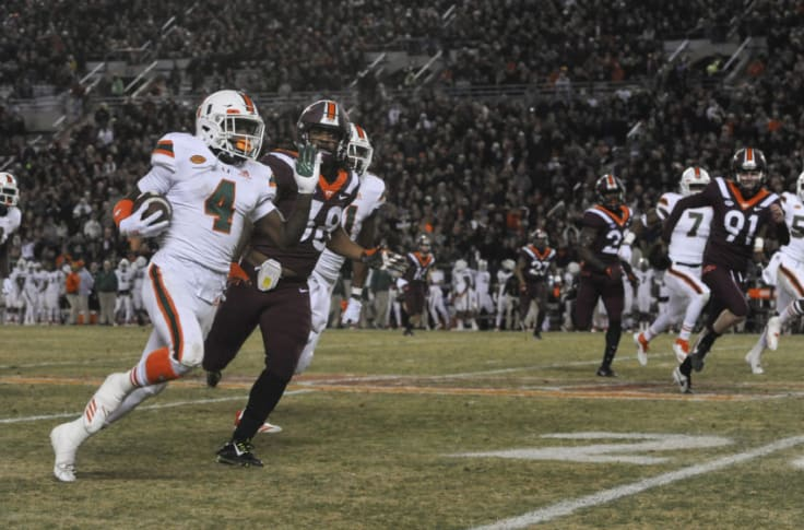 Miami Football Not Likely To Add Another Transfer Quarterback