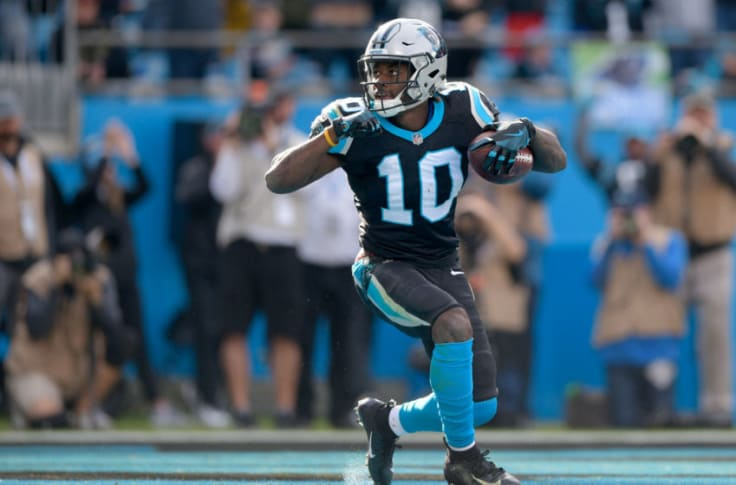 Carolina Panthers: Curtis Samuel poised for breakout season