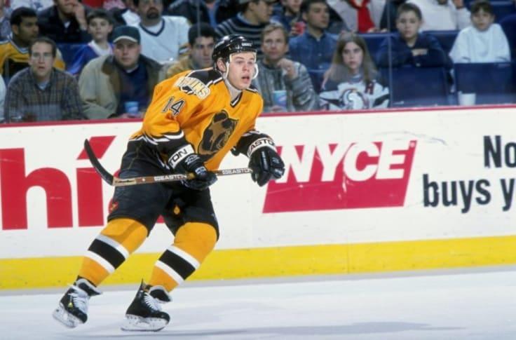 Boston Bruins Reverse Retro Jerseys Will Be Gold