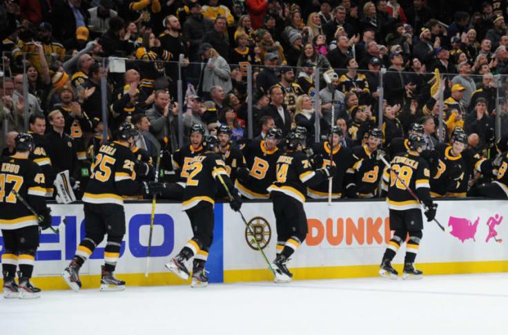 Boston Bruins 2019-2020 Revenge Tour Is in Full Effect