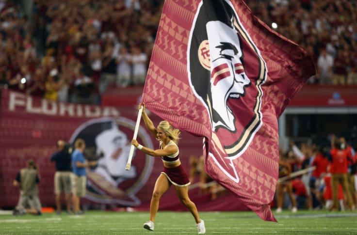 college football florida state cheerleaders