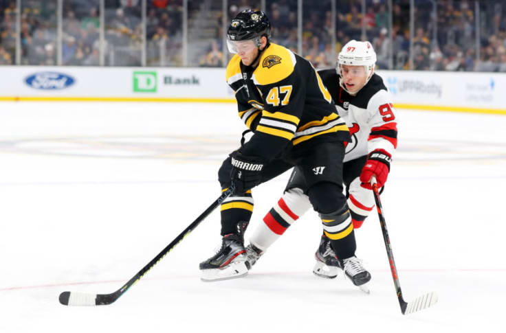 Boston Bruins Player Preview 2019 Time For Torey Krug To Show Worth