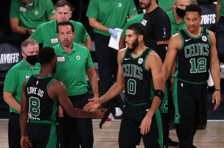Boston Celtics No Overhaul Needed As Team Preps For 2020 21