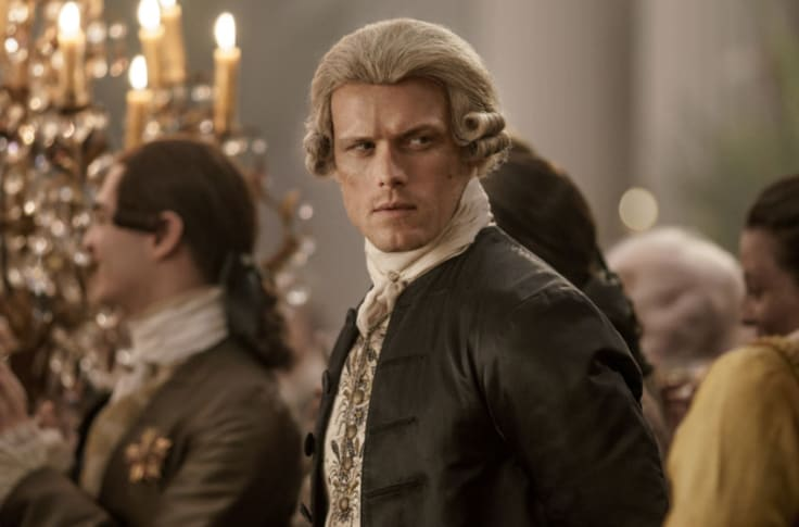 Outlander S Jamie Fraser Is Definitely A Man Ahead Of His Time