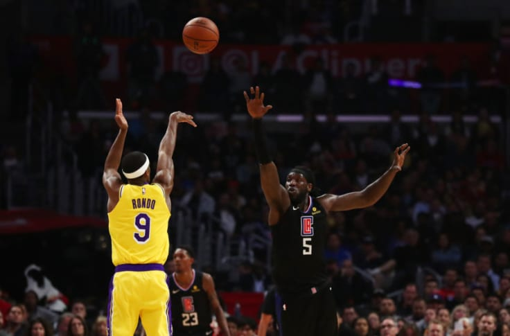Is Rajon Rondo Worth The Money For The LA Clippers